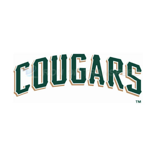 Kane County Cougars Iron-on Stickers (Heat Transfers)NO.8107