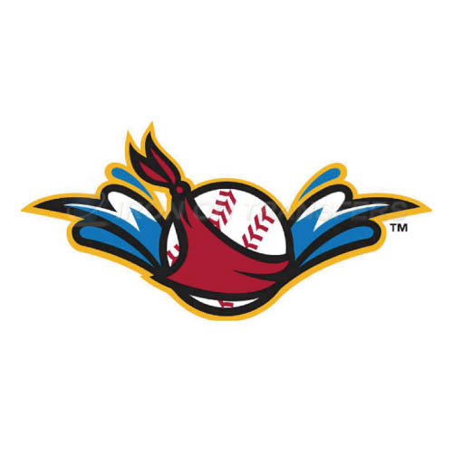 Quad Cities River Bandits Iron-on Stickers (Heat Transfers)NO.8128