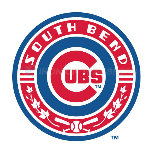 South Bend Cubs Iron-on Stickers (Heat Transfers)NO.8132