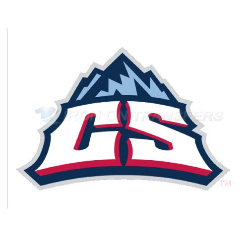 Colorado Springs Sky Sox Iron-on Stickers (Heat Transfers)NO.8146