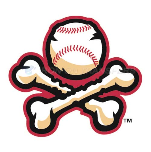 El Paso Chihuahuas Iron-on Stickers (Heat Transfers)NO.8153