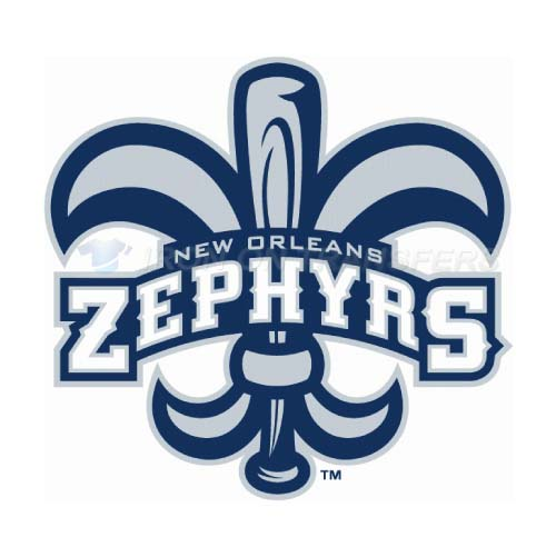 New Orleans Zephyrs Iron-on Stickers (Heat Transfers)NO.8187