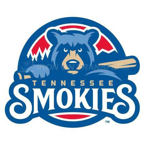 Tennessee Smokies Iron-on Stickers (Heat Transfers)NO.7750