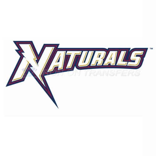 Northwest Arkansas Naturals Iron-on Stickers (Heat Transfers)NO.7772