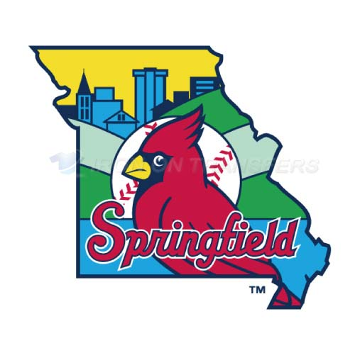 Springfield Cardinals Iron-on Stickers (Heat Transfers)NO.7780
