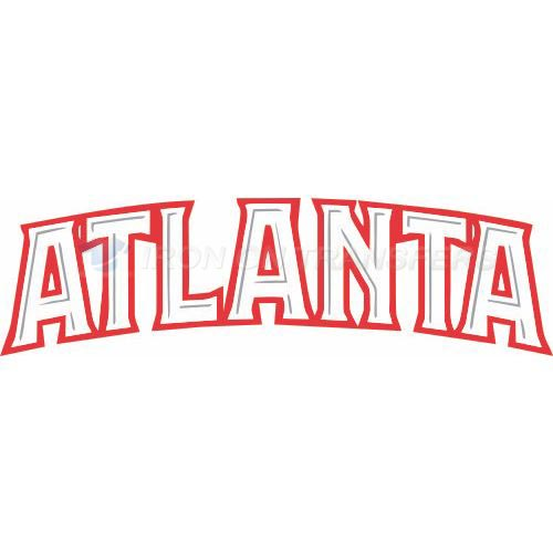 Atlanta Hawks Iron-on Stickers (Heat Transfers)NO.913