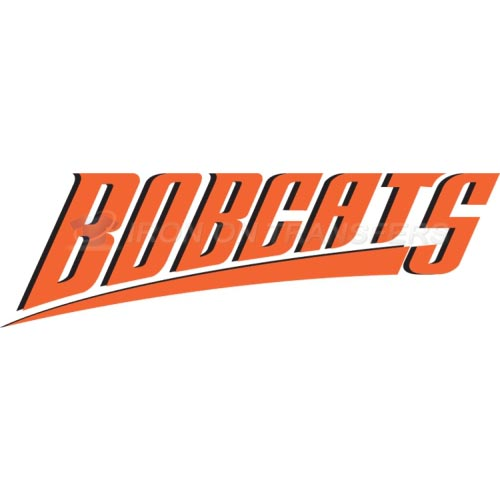 Charlotte Bobcats Iron-on Stickers (Heat Transfers)NO.925