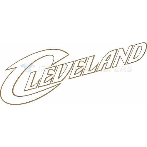 Cleveland Cavaliers Iron-on Stickers (Heat Transfers)NO.944