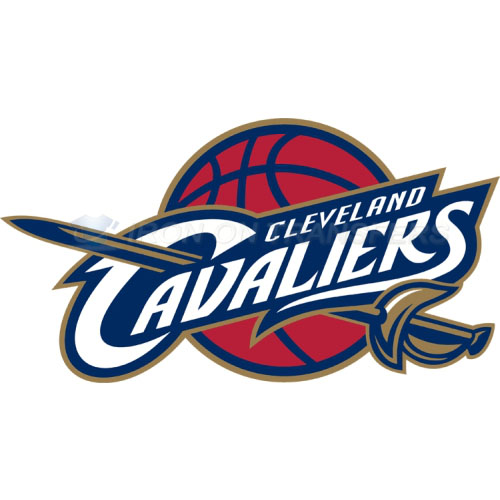 Cleveland Cavaliers Iron-on Stickers (Heat Transfers)NO.947