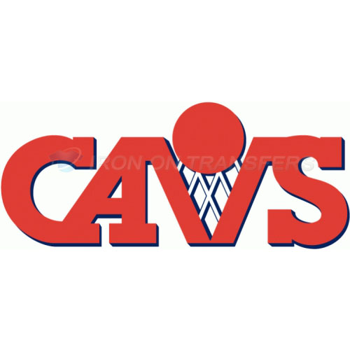 Cleveland Cavaliers Iron-on Stickers (Heat Transfers)NO.948
