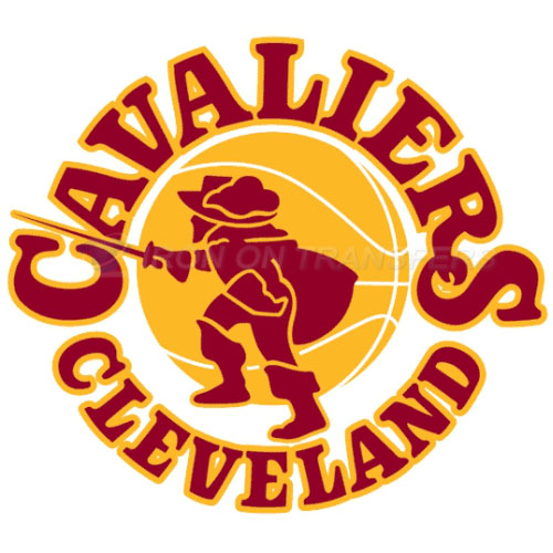 Cleveland Cavaliers Iron-on Stickers (Heat Transfers)NO.949