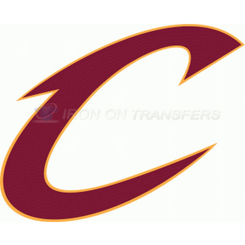Cleveland Cavaliers Iron-on Stickers (Heat Transfers)NO.952