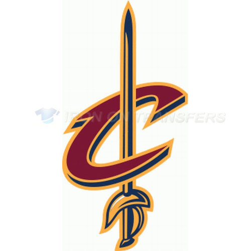 Cleveland Cavaliers Iron-on Stickers (Heat Transfers)NO.953