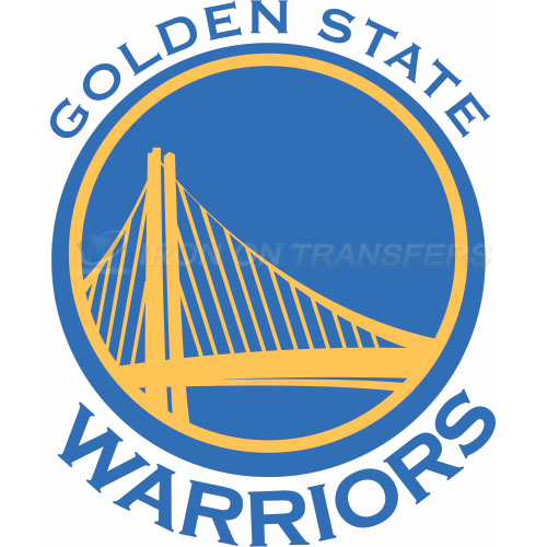 Golden State Warriors Iron-on Stickers (Heat Transfers)NO.1007
