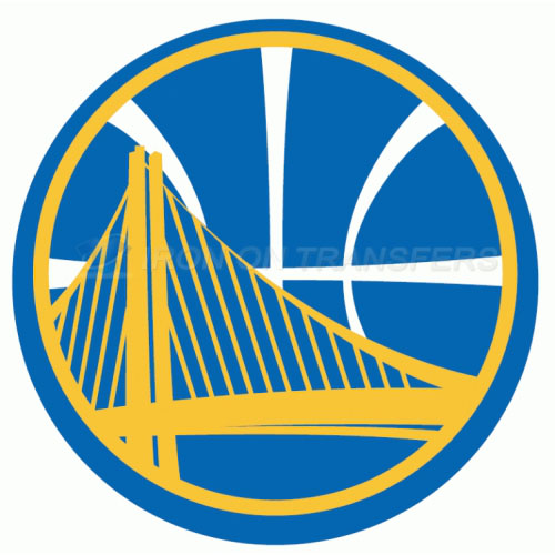 Golden State Warriors Iron-on Stickers (Heat Transfers)NO.1014