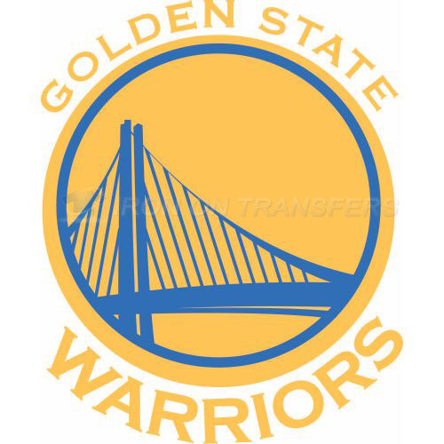 Golden State Warriors Iron-on Stickers (Heat Transfers)NO.1016