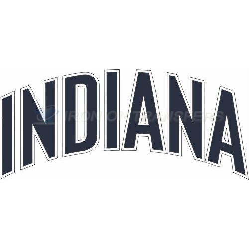 Indiana Pacers Iron-on Stickers (Heat Transfers)NO.1030