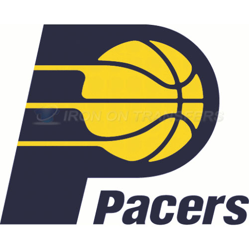 Indiana Pacers Iron-on Stickers (Heat Transfers)NO.1035