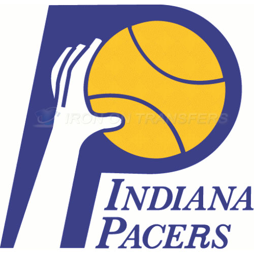 Indiana Pacers Iron-on Stickers (Heat Transfers)NO.1036