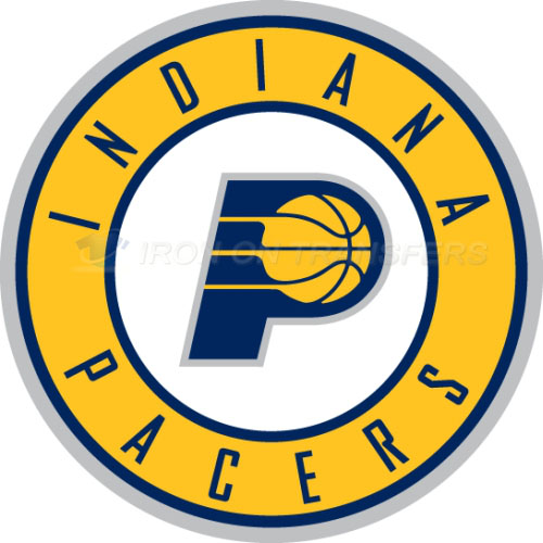 Indiana Pacers Iron-on Stickers (Heat Transfers)NO.1038