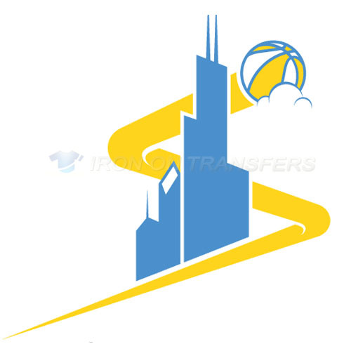 Chicago Sky Iron-on Stickers (Heat Transfers)NO.8547