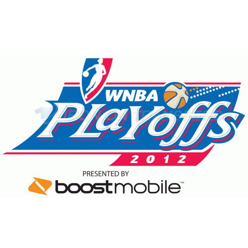 WNBA Playoffs Iron-on Stickers (Heat Transfers)NO.8605