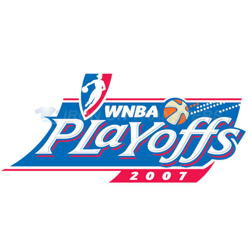 WNBA Playoffs Iron-on Stickers (Heat Transfers)NO.8606