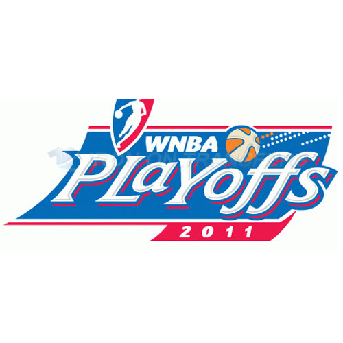 WNBA Playoffs Iron-on Stickers (Heat Transfers)NO.8607