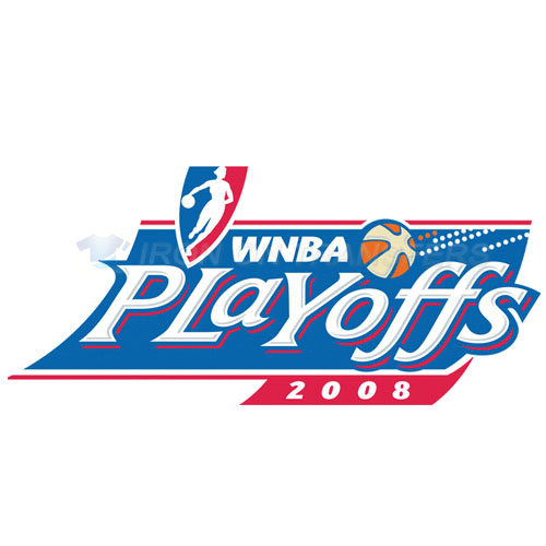 WNBA Playoffs Iron-on Stickers (Heat Transfers)NO.8608