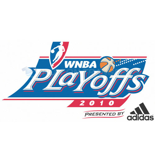 WNBA Playoffs Iron-on Stickers (Heat Transfers)NO.8609