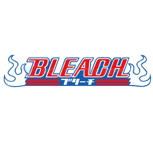 BLEACH Iron-on Stickers (Heat Transfers)NO.511