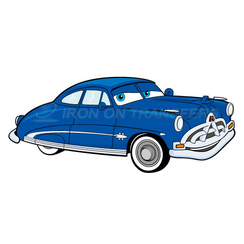 Cars Iron-on Stickers (Heat Transfers)NO.3293