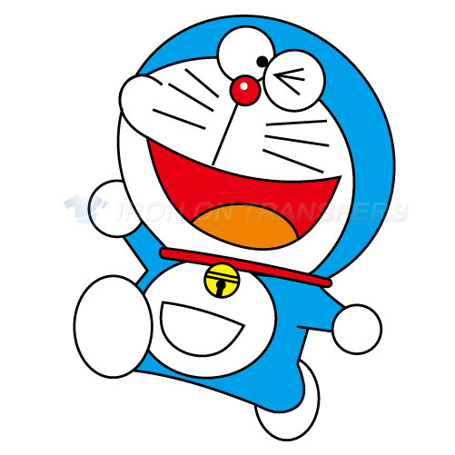 Doraemon Iron-on Stickers (Heat Transfers)NO.768