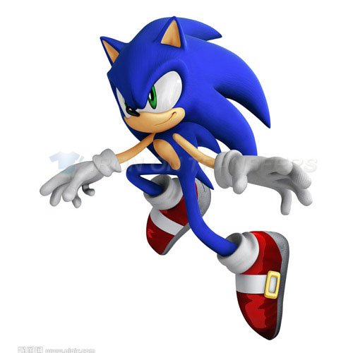 Sonic The Hedgehog Iron On Stickers Heat Transfers No 5322 Ironontransfers00831 1 50 Design College Ncaa Sports Iron Ons And Wall Decals Online