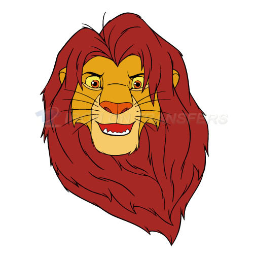 The Lion King Iron-on Stickers (Heat Transfers)NO.937