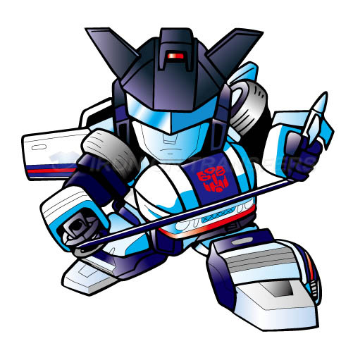 Transformers Iron-on Stickers (Heat Transfers)NO.3206