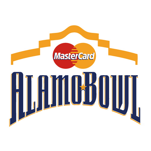 Alamo Bowl Primary Logos 2002 2005 Iron-on Transfers (Heat Transfers) N3241