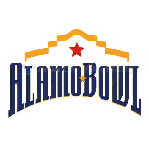 Alamo Bowl Primary Logos 2006 Iron-on Transfers (Heat Transfers) N3242