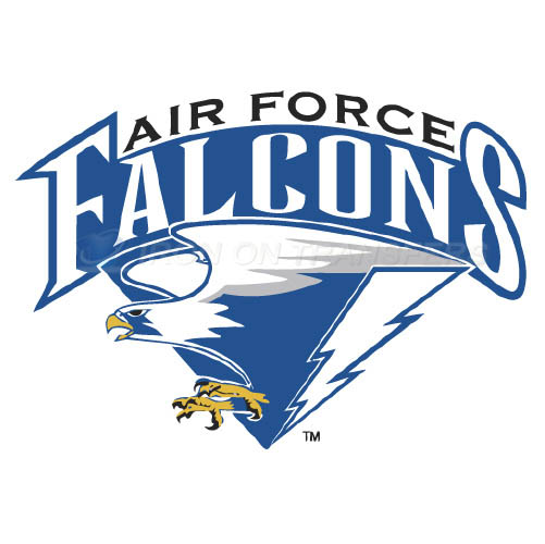 2004-Pres Air Force Falcons Alternate Iron-on Stickers (Heat Transfers)NO.3696