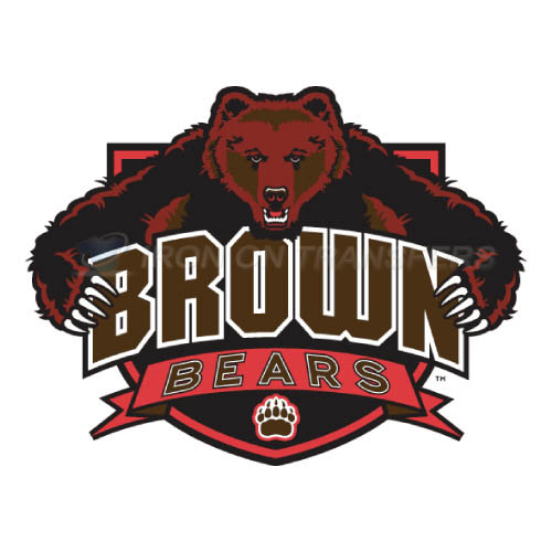 Brown Bears Iron-on Stickers (Heat Transfers)NO.4029