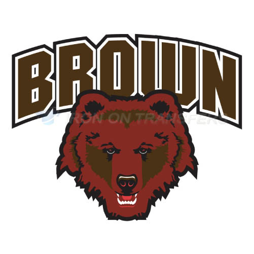 Brown Bears Iron-on Stickers (Heat Transfers)NO.4030