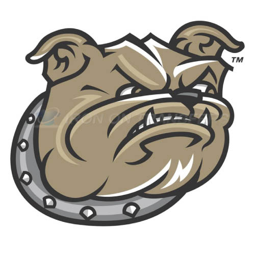 Bryant Bulldogs Iron-on Stickers (Heat Transfers)NO.4032