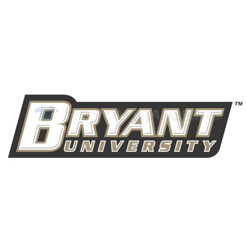 Bryant Bulldogs Iron-on Stickers (Heat Transfers)NO.4033