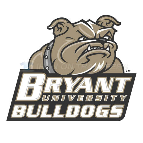 Bryant Bulldogs Iron-on Stickers (Heat Transfers)NO.4034