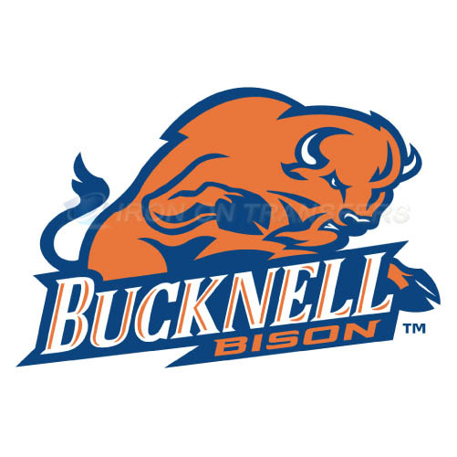 Bucknell Bison Iron-on Stickers (Heat Transfers)NO.4037