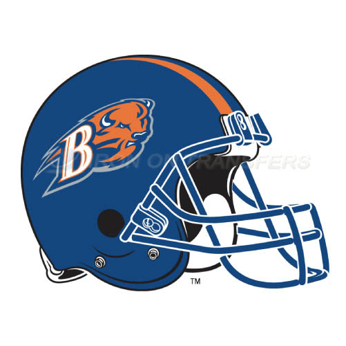 Bucknell Bison Iron-on Stickers (Heat Transfers)NO.4038