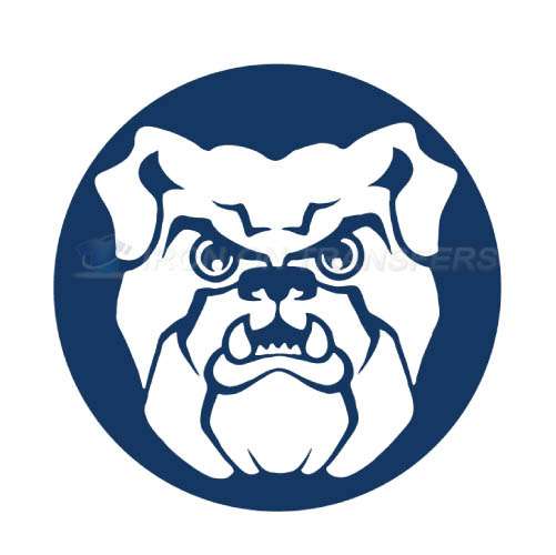 Butler Bulldogs Iron-on Stickers (Heat Transfers)NO.4048