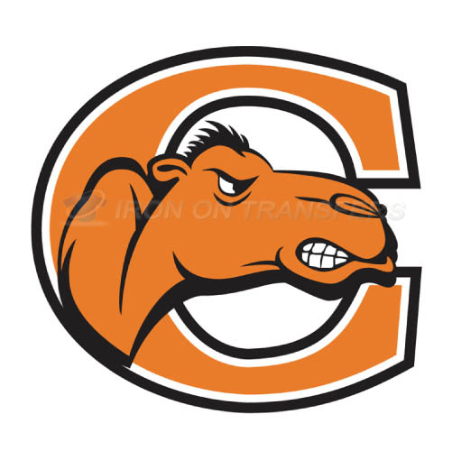 Campbell Fighting Camels Iron-on Stickers (Heat Transfers)NO.4089