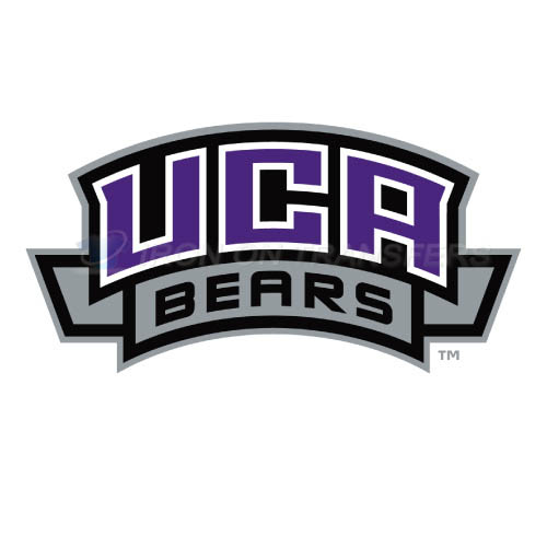 Central Arkansas Bears Iron-on Stickers (Heat Transfers)NO.4109
