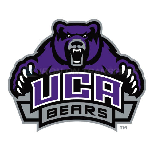 Central Arkansas Bears Iron-on Stickers (Heat Transfers)NO.4110